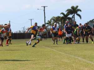 40+ PHOTOS: Inclusive rugby union carnival kicks off