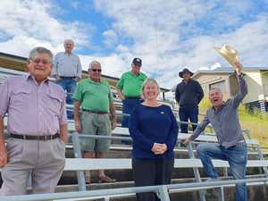 SHOW GOES ON: Blue-ribbon year for showground