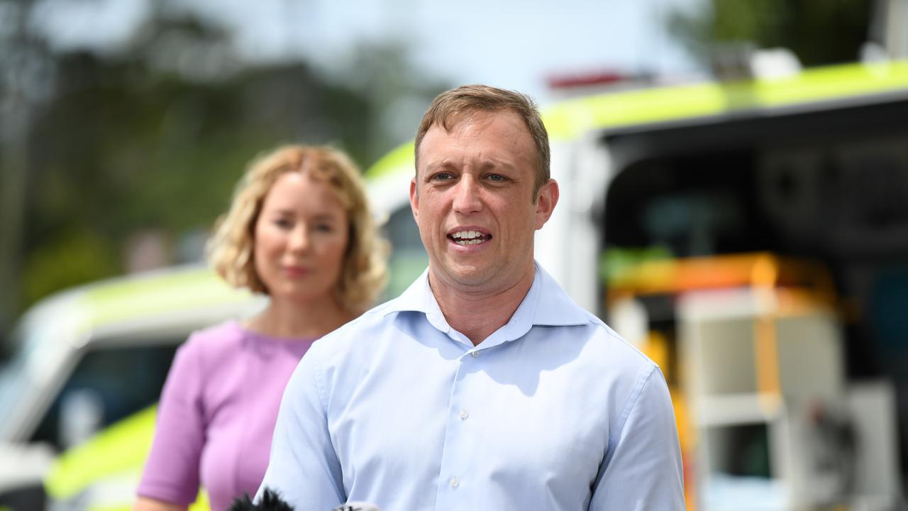 Deputy Premier and Health Minister Steven Miles.
