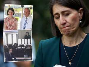 Gladys Berejiklian's shame: 'I feel used'