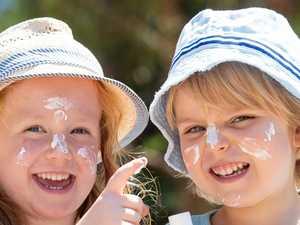 REVEALED: Region's high sunburn rate in kids prompts funding