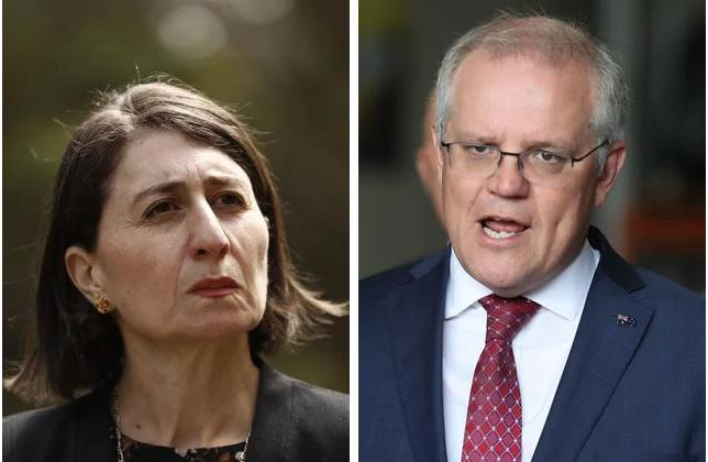 "NSW Premier Gladys Berejiklian has consistently called out the border closure as an ""offensive"" and ""unrealistic"" rule, and the PM has also been a vocal critic of Ms Palaszczuk's stance."