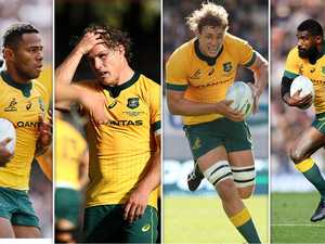 Player ratings: Wallaby who came crashing back to earth