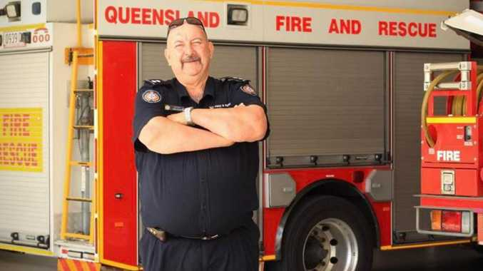 A FIREY'S TALE: 36-year career of rescues, floods, fires