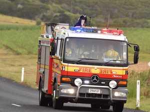 Crews on scene at grass fires around Rocky region