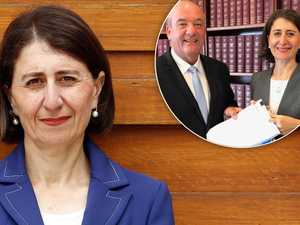 Gladys Berejiklian: 'I've given up on love'