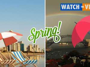 Spring weather: Rain is finally on the way but where will we see it?