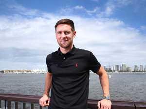 A-league footballer Shane Smeltz seeks Bundy pollie job