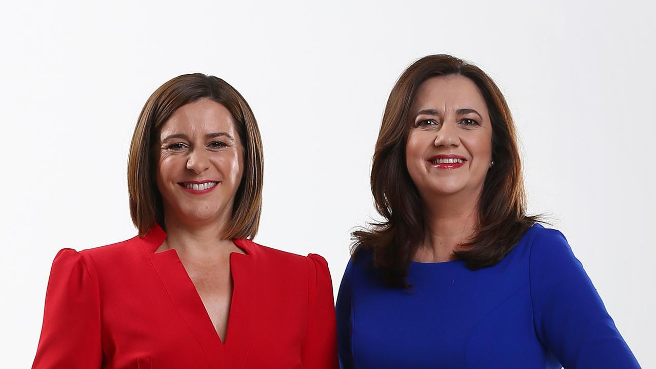 Queensland Premier Annastacia Palaszczuk and opposition leader Deb Frecklington are both officially launching their parties' official campaigns today.