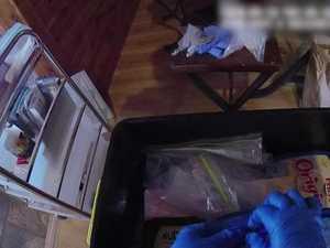 Tara drug farm raid