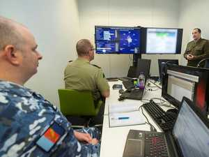 CYBER WARFARE: Troops fight 'sophisticated' enemy