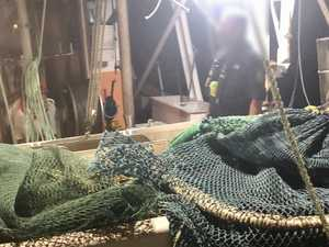 Why Coast-based prawn trawler is in hot water