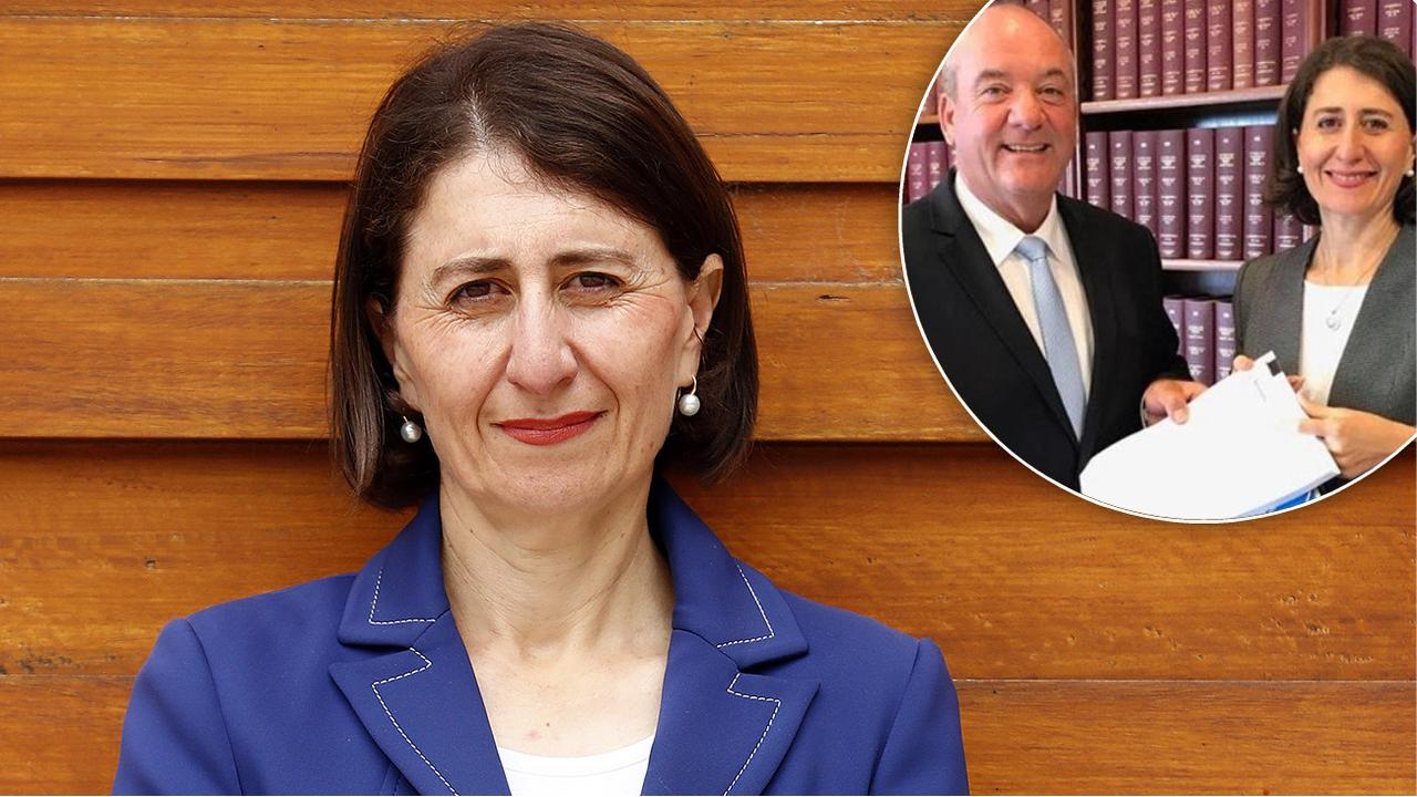 Premier Gladys Berejiklian opens up about the shame of being caught up in a corruption scandal.