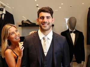 Brownlow 2020 fashion: All white on the night