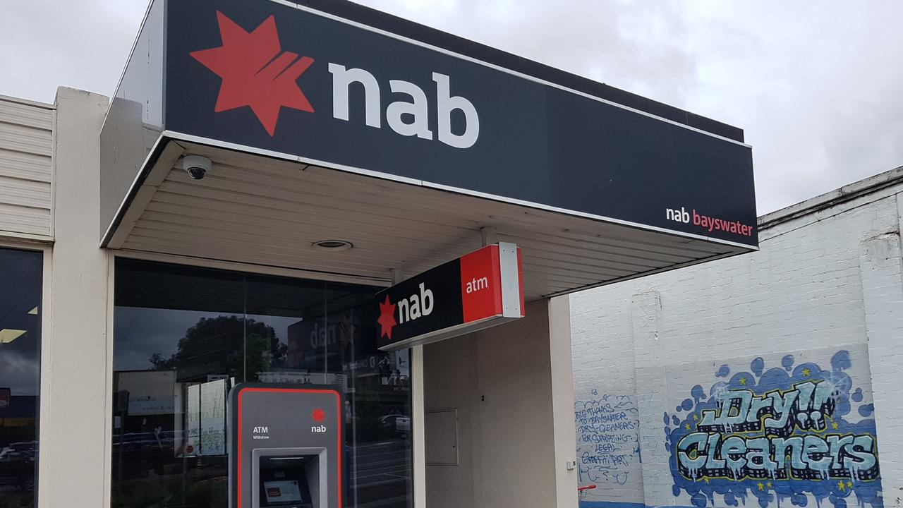 NAB customers have been unable to use the bank's online services due to a major outage on Monday. Picture: Kiel Egging