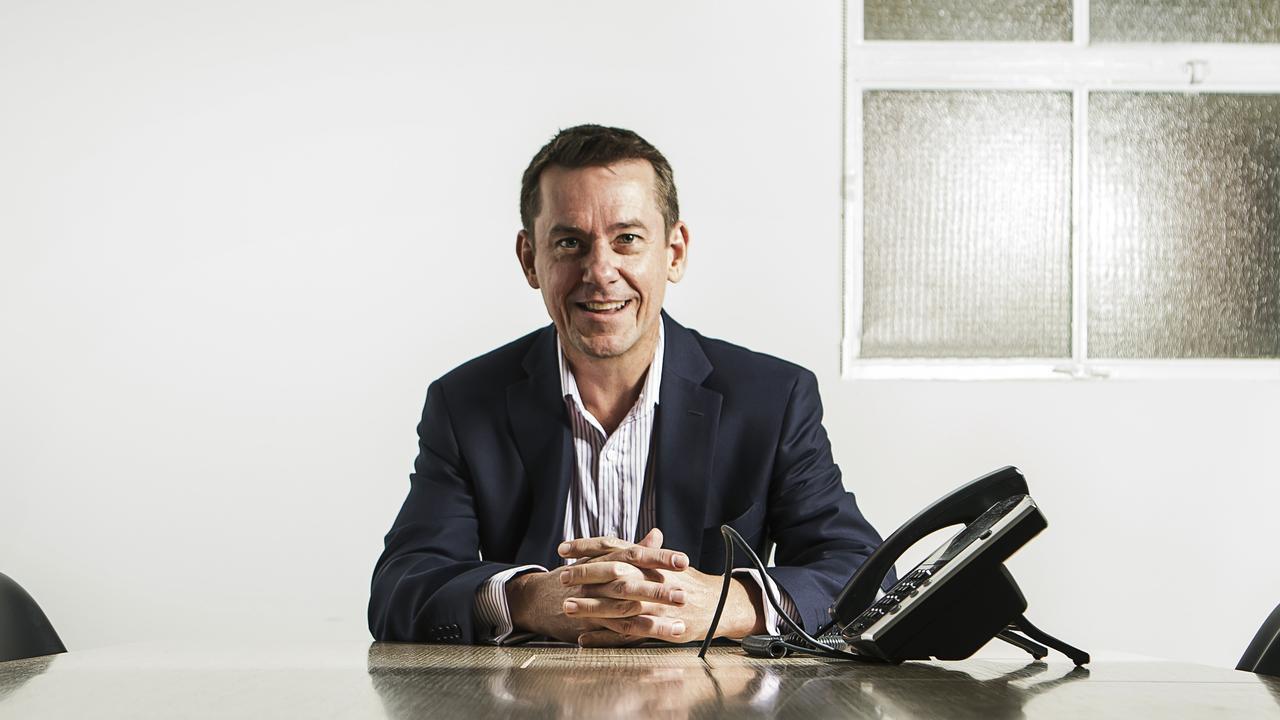David Stimpson from SV Partners.