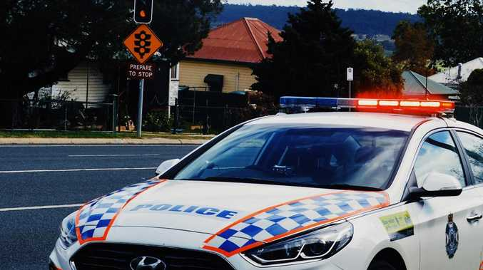 Police bust woman driving allegedly double the limit