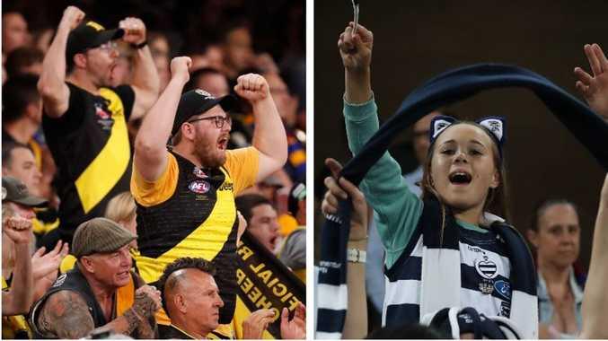 Major AFL grand final win for Queensland fans