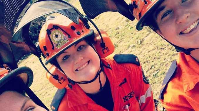 Rocky volunteer dubbed SES member of the year