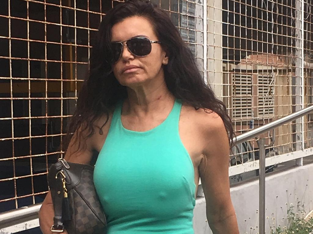 Suzi Taylor has pleaded not guilty to charges of common assault and stealing arising from the January incident this year.
