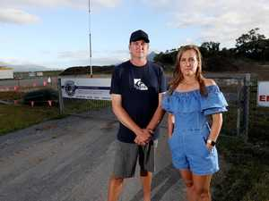 Highway heartbreak: Family's anguish at home demolition