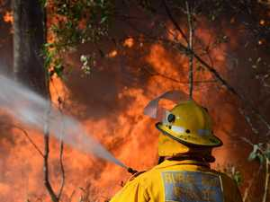 UPDATE: More fireys sent to battle 150-hectare bushfire
