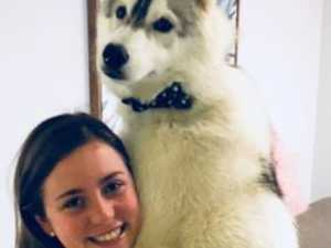 'They say I'm a miracle': How Max saved owner's life