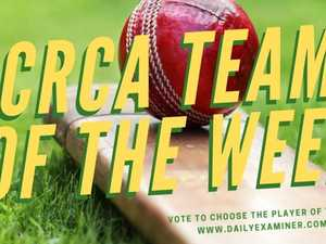 KFC Team of the Week - CRCA #1