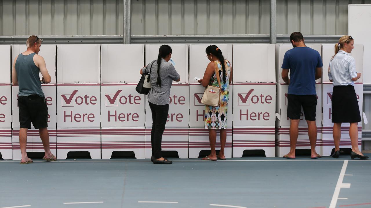 Queenslanders are heading to the polls - hear what your candidates have to say. Photo: Brendan Radke