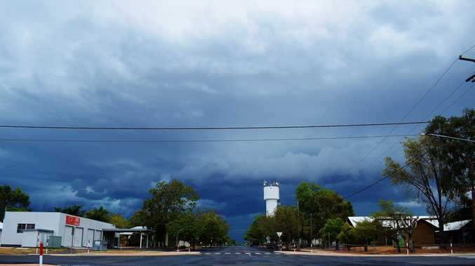 WARNING: Wild weather heading for Western Downs