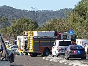 Woman killed, boy injured in highway tragedy