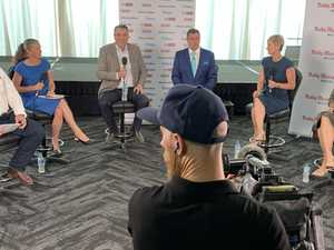 Billionaire's cash splash on Whitsunday candidate