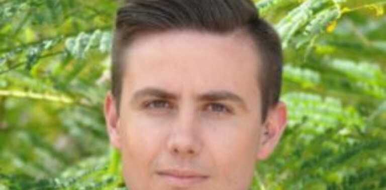 Liam Johns, Greens candidate for Burnett.