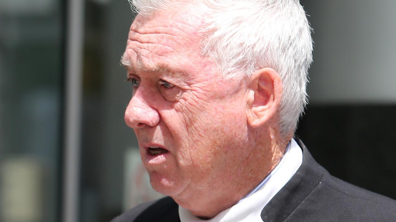 Gold Coast barrister Christopher James Rosser faces being struck off