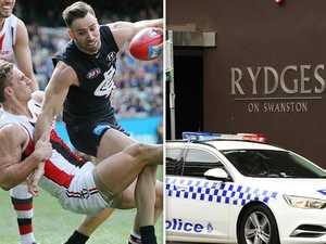 AFL star linked to Melbourne hotel quarantine decision
