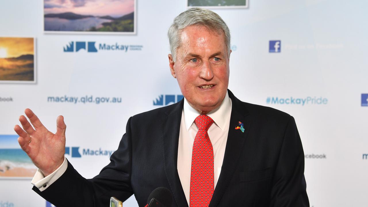 Mayor Greg Williamson. Picture: Tony Martin