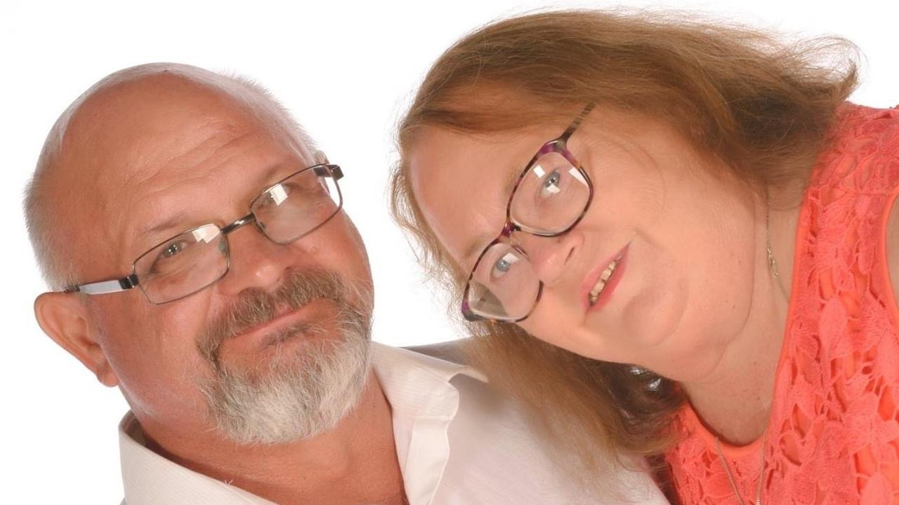 Phillip Kay was seriously injured and his wife Rhonda was killed in a crash at Tiaro.