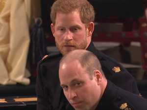 Prince William's snub to Harry revealed