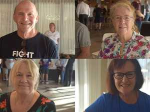 YOUR SAY: Reef, renewables and recognition among priorities