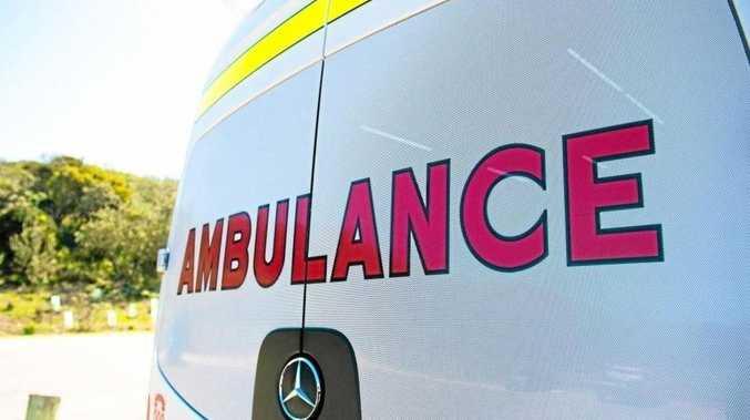 Person injured in multi-car crash in Maryborough