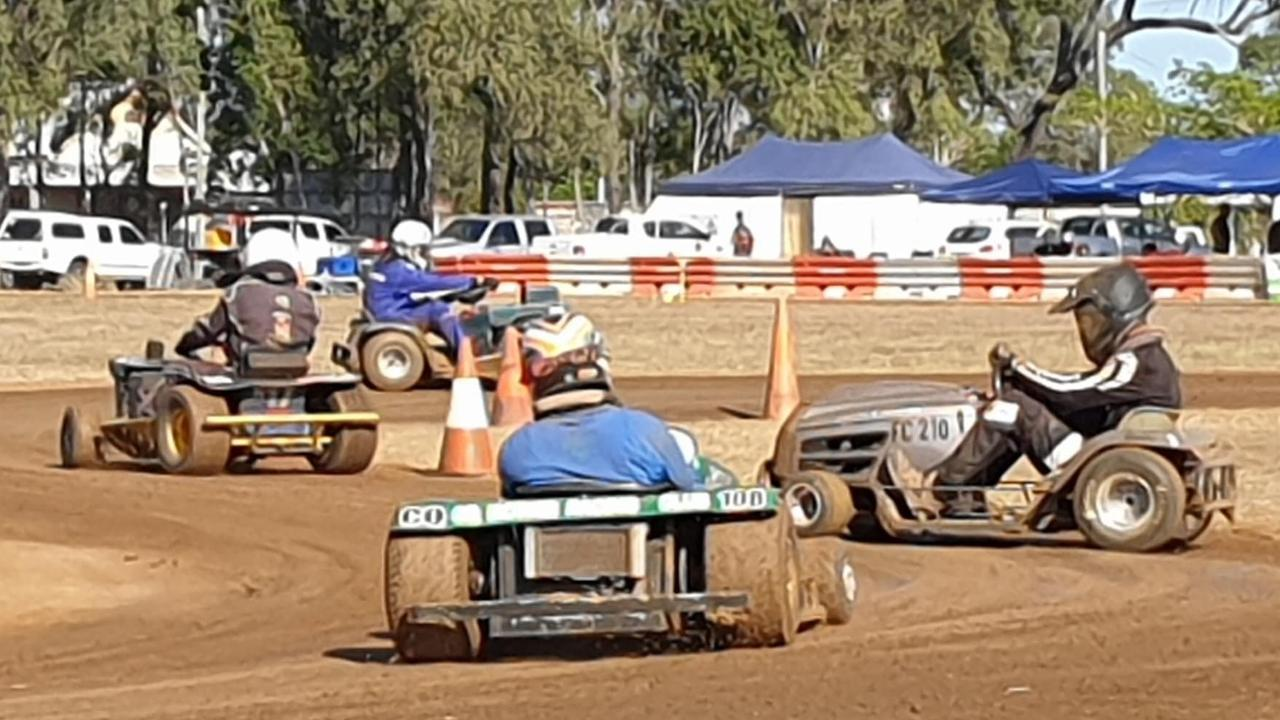 Fifty-one competitors were in action at the CQ Mower Racing Club's meeting on Sunday.
