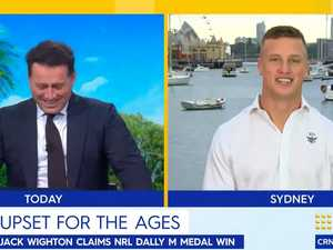 Karl loses it over NRL star's Maccas reveal