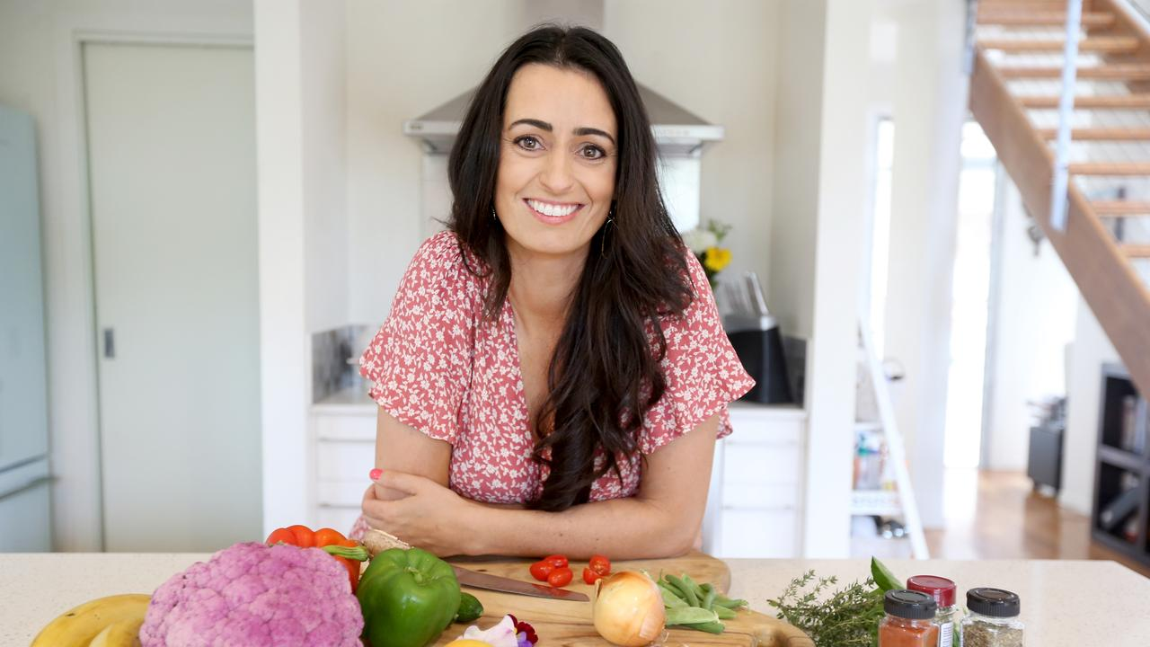 Dietitian Flavia Fayet-Moore other ways to make food taste good without using salt. Picture Nathan Edwards