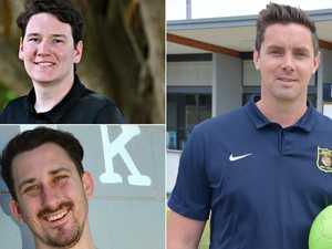 Coaching shuffle: Leading trio seal deals for future