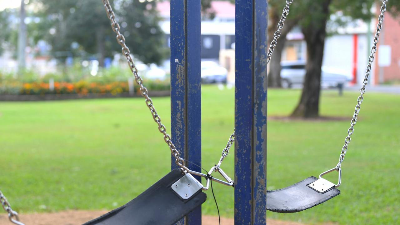 Two playground upgrades are expected to start this month (file image)