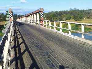 Will the historic Tabulam bridge be saved at the 11th hour?