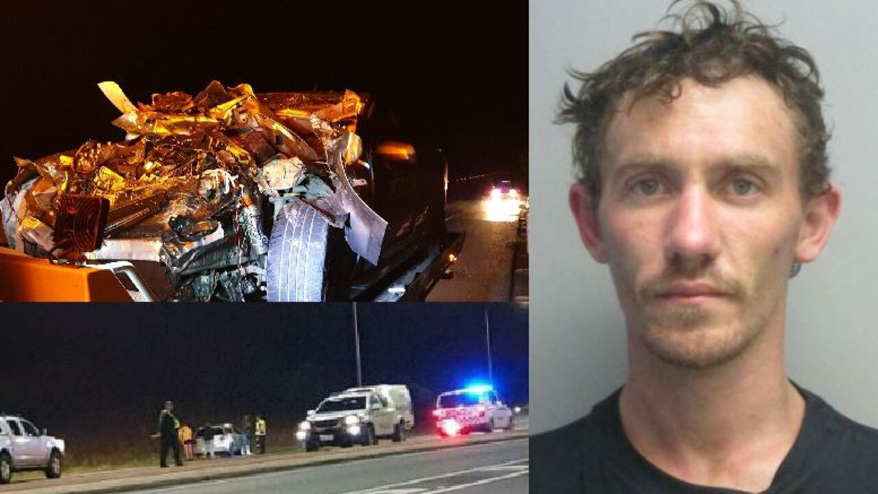 HUNT: Police say this man did not return home after leaving the scene of a crash last Thursday night. They are now searching for him near the Bruce Highway. Photo: Frances Klein, My Police