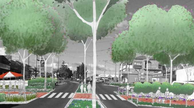 CBD MAKEOVER: $3.79M project to revitalise Stanthorpe's centre
