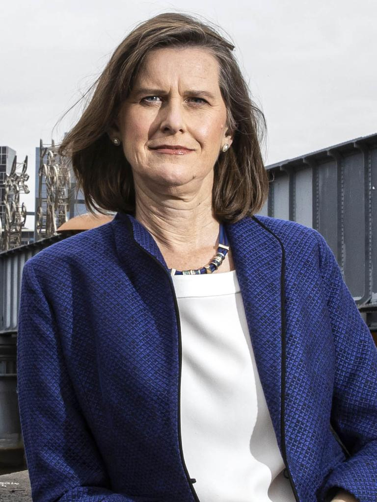 Incitec Pivot CEO Jeanne Johns. Picture: Aaron Francis/The Australian