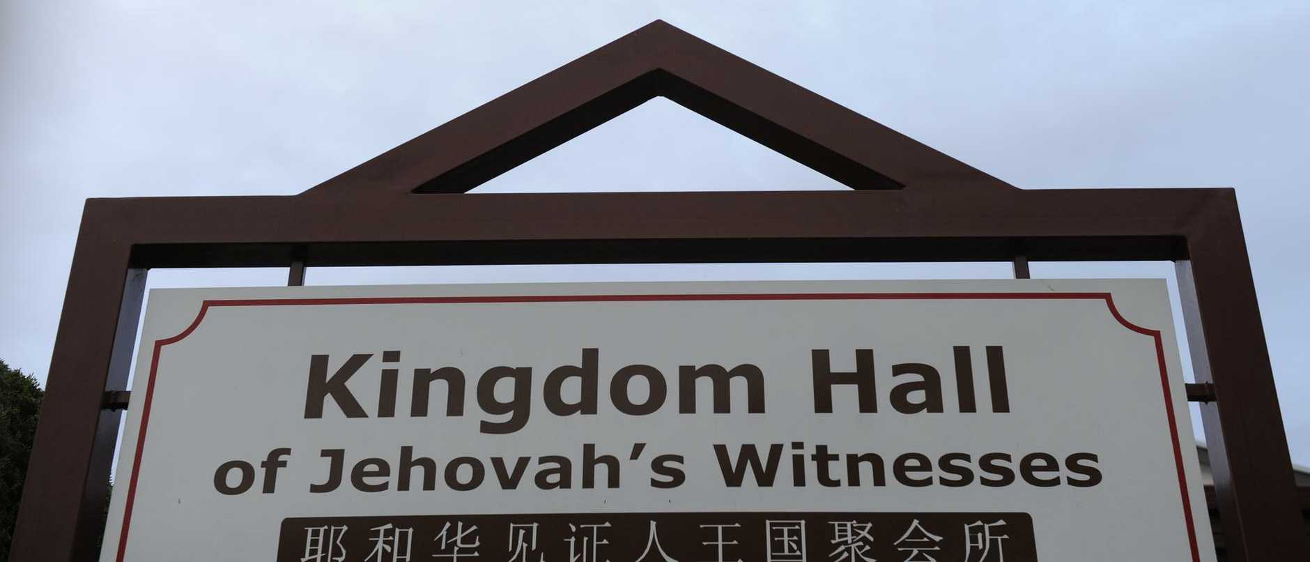Kingdom Hall of Jehovah's Witness at Albert Street, Clarence Gardens.
